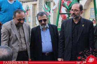 دیدار با خانواده شهید محمد حسین حدادیان_2