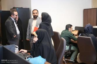 بازدید از خبرگزاری مهر