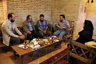 بازدید از خانه موزه شهید مدرس_1