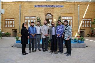 بازدید از خانه موزه شهید مدرس_4