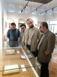 بازدید از خانه موزه شهید مدرس_5