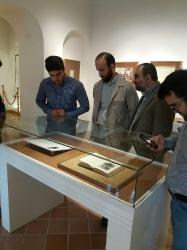 بازدید از خانه موزه شهید مدرس_9