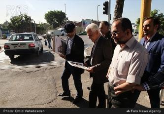 بازدید از دروازههای تاریخی شهر تهران