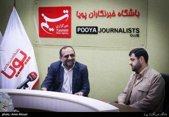 بازدید از باشگاه خبرنگاران پویا خبرگزاری تسنیم