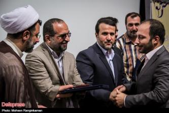 نشست هماندیشی خبرنگاران و فعالان رسانهای حوزه مقاومت و دفاع مقدس_3